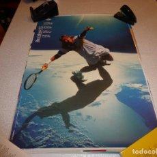 Coleccionismo deportivo: CARTEL-POSTER ORIGINAL (50 X 70) OLIMPIADAS BARCELONA-1992.. Lote 137873458