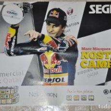 Coleccionismo deportivo: POSTER MARC MARQUEZ, EL NOSTRE CAMPIO. Lote 143441322
