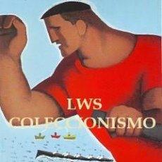 Coleccionismo deportivo: SAN SEBASTIAN - REGATAS DE TRAINERAS - PUBLICIDAD IMÁGENES DEPORTES. Lote 144149674