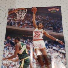 Coleccionismo deportivo: 14 PÓSTER BASKET JORDAN ONEIL MAGIC NBA .... Lote 145979586