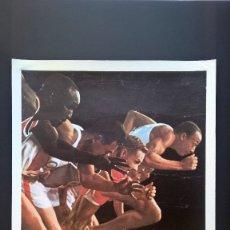 Coleccionismo deportivo: YUSAKU KAMEKURA. POSTER. TOKYO 1964. TOKIO 1964. JUEGOS OLIMPICOS 1964. OLYMPIC GAMES 1964. Lote 146628666