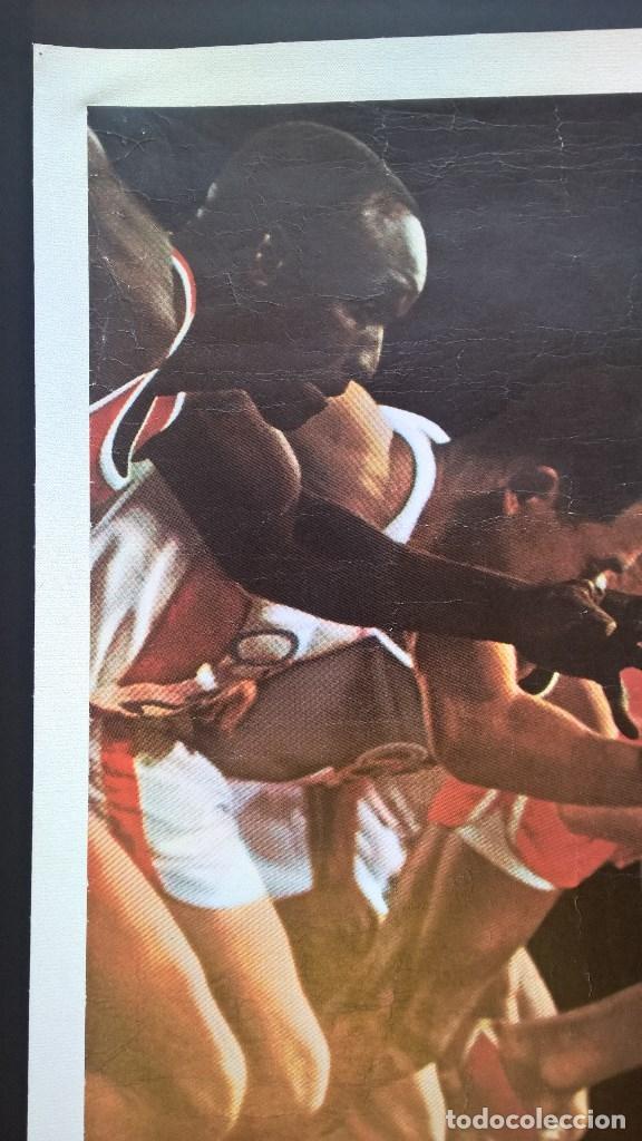 Coleccionismo deportivo: Yusaku Kamekura. Poster. Tokyo 1964. Tokio 1964. Juegos Olimpicos 1964. Olympic Games 1964 - Foto 3 - 146628666