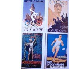 Coleccionismo deportivo: 23 CARTELES OLÍMPICOS. Lote 27389267
