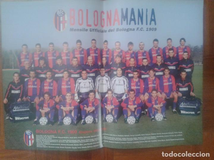 POSTER BOLOGNA 2002-03 (Coleccionismo Deportivo - Carteles otros Deportes)