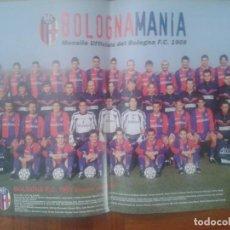 Coleccionismo deportivo: POSTER BOLOGNA 2002-03. Lote 159650426