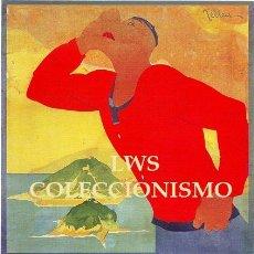 Coleccionismo deportivo: ASAMBLEA DE PESCA MARÍTIMA VASCA - SAN SEBASTIAN 1925 - PUBLICIDAD IMÁGENES - PAIS VASCO. Lote 176693554