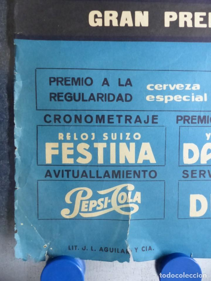 Coleccionismo deportivo: XXIV VUELTA CICLISTA A LEVANTE, GRAN PREMIO COCINAS SADA, MARZO DE 1965 - Foto 3 - 165161606