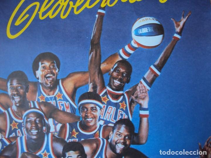 Coleccionismo deportivo: (F-190599)CARTEL DE LOS Harlem Globetrotters 1989 - Foto 4 - 165301122