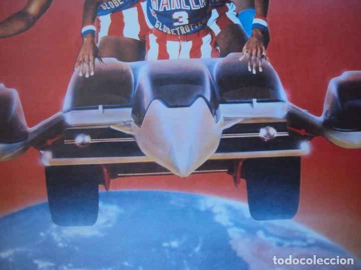 Coleccionismo deportivo: (F-190599)CARTEL DE LOS Harlem Globetrotters 1989 - Foto 6 - 165301122