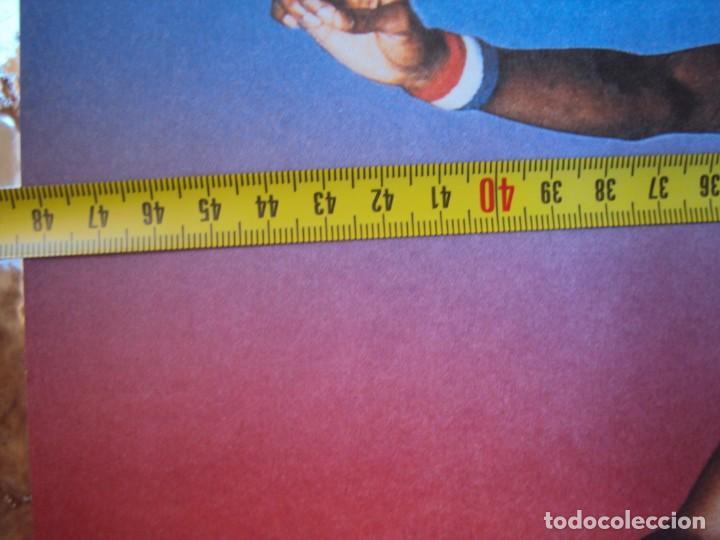 Coleccionismo deportivo: (F-190599)CARTEL DE LOS Harlem Globetrotters 1989 - Foto 10 - 165301122