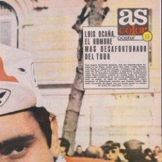 Coleccionismo deportivo: CICLISMO: PÓSTER DE LUÍS OCAÑA. Lote 166715498