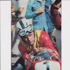 Coleccionismo deportivo: MOTOCICLISMO: GRAN RECORTE DE ÁNGEL NIETO. Lote 169054164