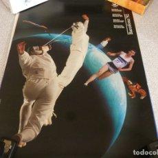 Coleccionismo deportivo: CARTEL-POSTER ORIGINAL (50 X 70) OLIMPIADAS BARCELONA-1992.. Lote 174964028