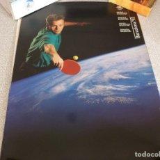 Coleccionismo deportivo: CARTEL-POSTER ORIGINAL (50 X 70) OLIMPIADAS BARCELONA-1992.. Lote 174964078