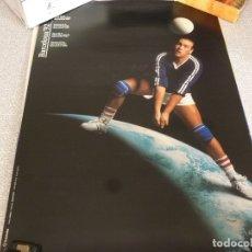Coleccionismo deportivo: CARTEL-POSTER ORIGINAL (50 X 70) OLIMPIADAS BARCELONA-1992.. Lote 174964120