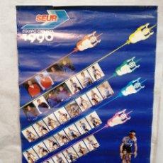 Coleccionismo deportivo: EQUIPO CICLISTA SEUR. Lote 180893972