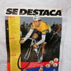 Coleccionismo deportivo: EQUIPO CICLISTA KAS. Lote 180894447