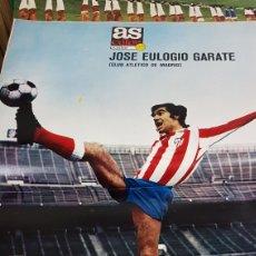 Coleccionismo deportivo: POSTER GARATE ATLÉTICO DE MADRID. Lote 185770643