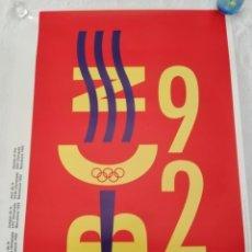 Coleccionismo deportivo: COLECCIÓN DE 24 CARTELES DE OLIMPIADA BARCELONA 92. Lote 191495581
