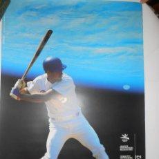 Coleccionismo deportivo: CARTEL BARCELONA 92 70 X 50 CM.. Lote 194583330