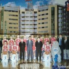 Coleccionismo deportivo: POSTER C.B. BALONCESTO LEON - ACB 1998- 99 - BASKET - . Lote 200060953