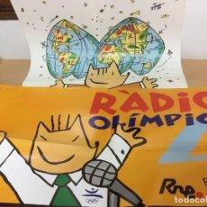 Coleccionismo deportivo: CARTELES COBI JUEGOS OLÍMPICOS BARCELONA 1992. Lote 203154415