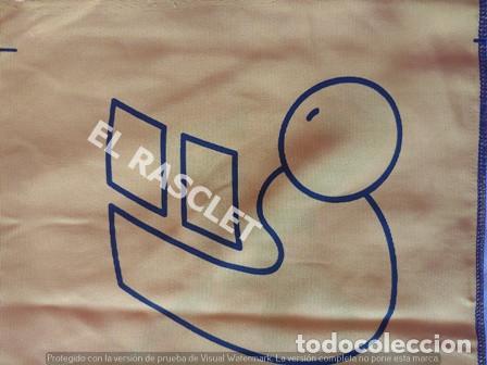 Coleccionismo deportivo: CARTEL PUBLICIDAD ACRYLICO DEL ATHLETIC HOCKEY TERRASSA - EUROHOCKEY 98 - EN PERFECTO ESTADO - Foto 4 - 205267503