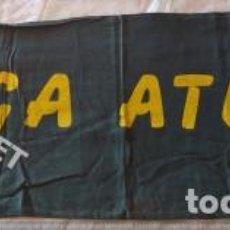 Coleccionismo deportivo: CARTEL PUBLICIDAD DE ALGODON DEL ATHLETIC HOCKEY TERRASSA - EN PERFECTO ESTADO. Lote 205267945