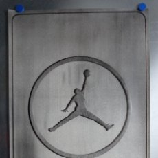 Coleccionismo deportivo: POSTER NIKE - BALONCESTO NBA - MICHAEL JORDAN - 1997. Lote 208490643