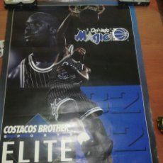 Coleccionismo deportivo: PÓSTER SHAQUILLE O'NEAL. 1994.. Lote 218146933