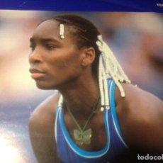Coleccionismo deportivo: VENUS WILLIAMS - FOTO PUBLI REEBOK 21X29 CMS - TENIS. Lote 221732332