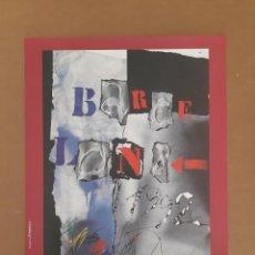 Coleccionismo deportivo: CARTEL JJ.OO. BARCELONA 92 - CLAVE. Lote 222914410
