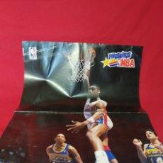 Coleccionismo deportivo: PÓSTER PHOSKITOS NBA. Lote 228092988