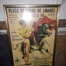 Coleccionismo deportivo: CARTEL DE TOROS 1947 EXCEPCIONAL. Lote 232925046