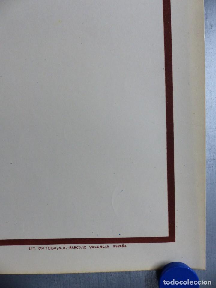 Coleccionismo deportivo: BOXEO Y LUCHA LIBRE - 4 CARTELES LITOGRAFICOS DEL AÑO 1963 - VER FOTOS ADICIONALES - Foto 4 - 234486760