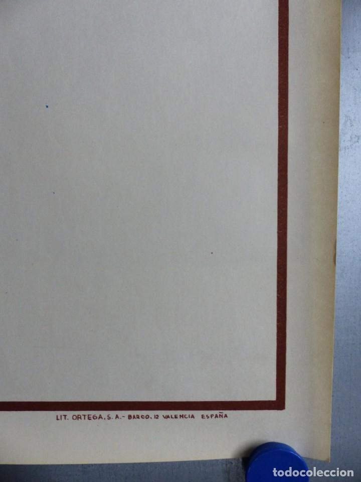 Coleccionismo deportivo: BOXEO Y LUCHA LIBRE - 4 CARTELES LITOGRAFICOS DEL AÑO 1963 - VER FOTOS ADICIONALES - Foto 10 - 234486760