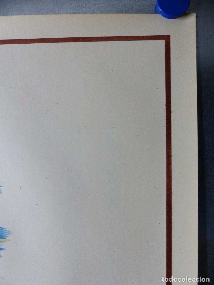 Coleccionismo deportivo: BOXEO Y LUCHA LIBRE - 4 CARTELES LITOGRAFICOS DEL AÑO 1963 - VER FOTOS ADICIONALES - Foto 18 - 234486760