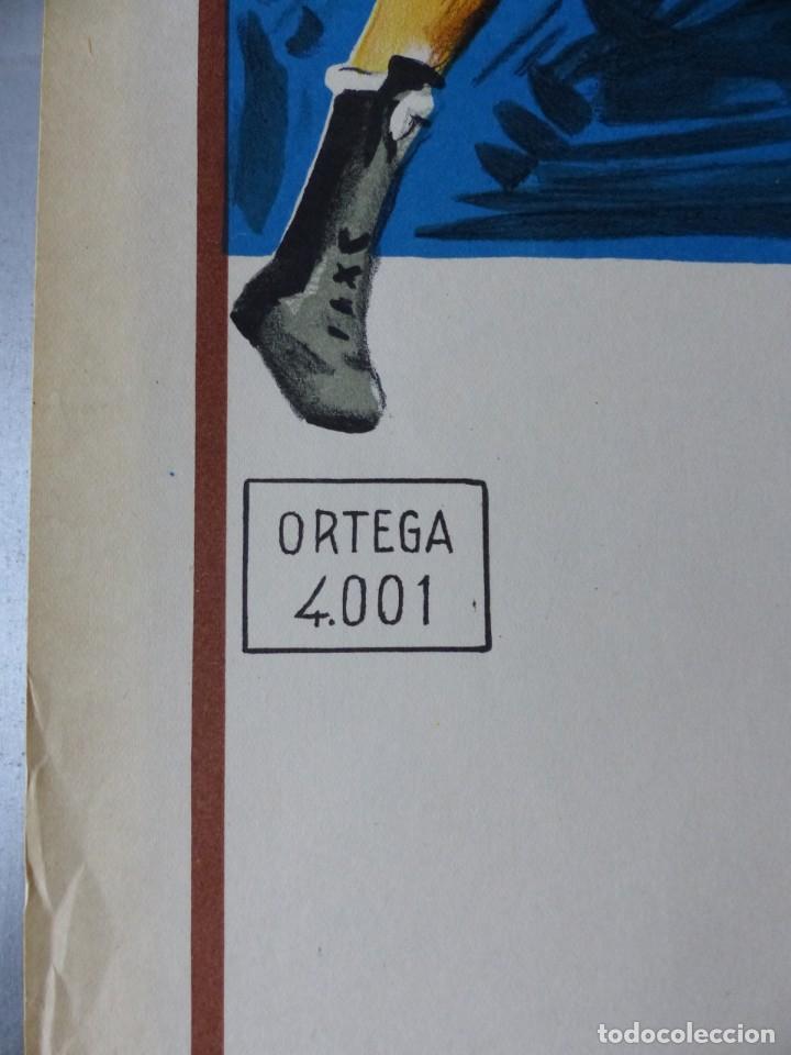 Coleccionismo deportivo: BOXEO Y LUCHA LIBRE - 4 CARTELES LITOGRAFICOS DEL AÑO 1963 - VER FOTOS ADICIONALES - Foto 19 - 234486760