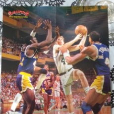 Coleccionismo deportivo: BASKET POSTERS PACK - ESPECIAL CELTICS DE LOS 80 (4 POSTERS). Lote 238123410