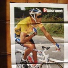 Coleccionismo deportivo: POSTER DE CICLISMO. Lote 255924160