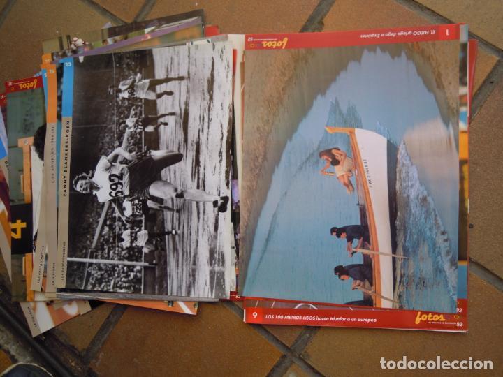 Coleccionismo deportivo: FOTOS OLIMPICAS - Foto 2 - 266872989