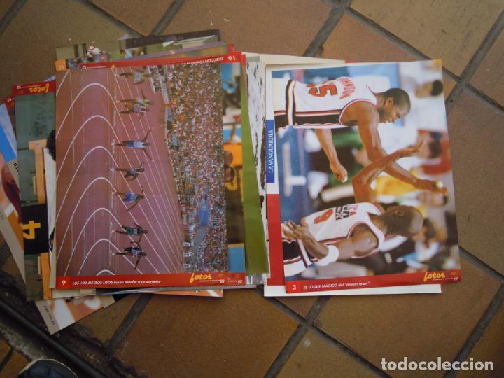 Coleccionismo deportivo: FOTOS OLIMPICAS - Foto 3 - 266872989