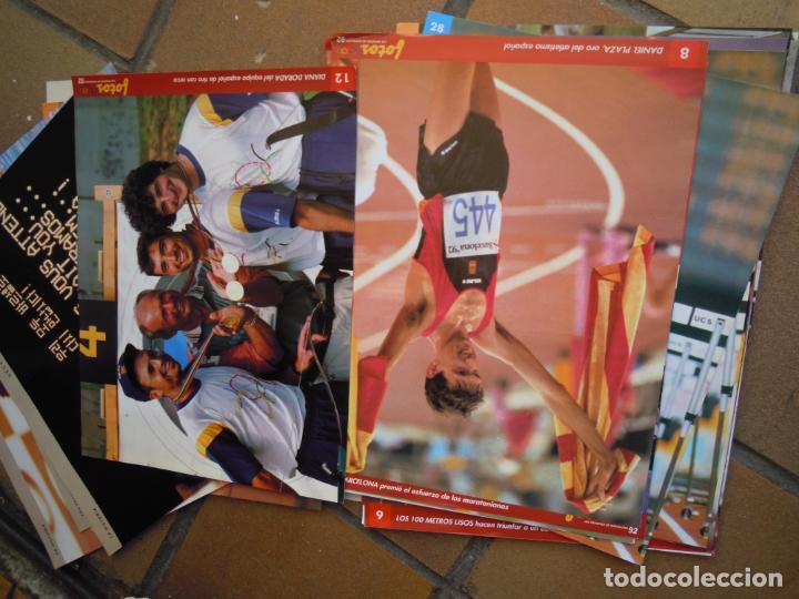 Coleccionismo deportivo: FOTOS OLIMPICAS - Foto 5 - 266872989