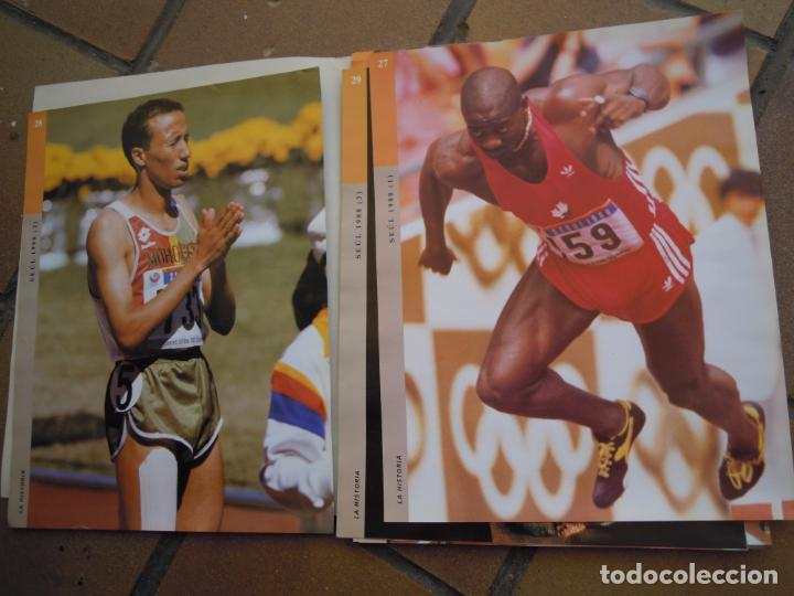 Coleccionismo deportivo: FOTOS OLIMPICAS - Foto 6 - 266872989