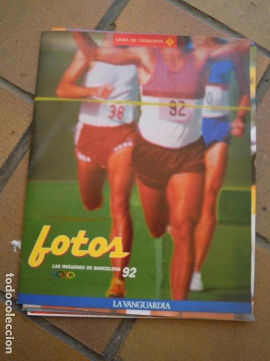 FOTOS OLIMPICAS (Coleccionismo Deportivo - Carteles otros Deportes)