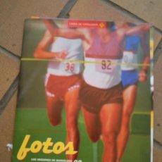 Coleccionismo deportivo: FOTOS OLIMPICAS. Lote 266872989