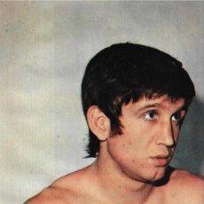 Coleccionismo deportivo: BOXEO: PÓSTER DE JOSÉ RAMÓN GÓMEZ FOUZ. 1975. Lote 274875038