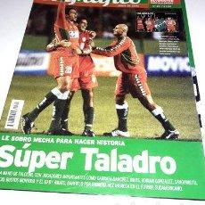 Coleccionismo deportivo: POSTER REVISTA EL GRAFICO CLUB BANFIELD ANO 2004. Lote 278913868