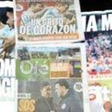 Coleccionismo deportivo: POSTER OLE ARGENTINA CAMPEON COPA ARGENTINA POSTER MARADONA. Lote 278917223