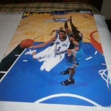 Coleccionismo deportivo: CARTEL POSTER NBA MCGRADY 50 CMS X 40 CMS. Lote 288382663